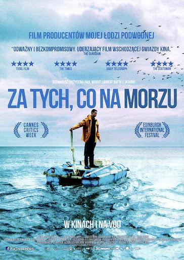 Przód ulotki filmu 'Za Tych, Co Na Morzu'