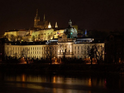Prague Castle, Republik Ceko