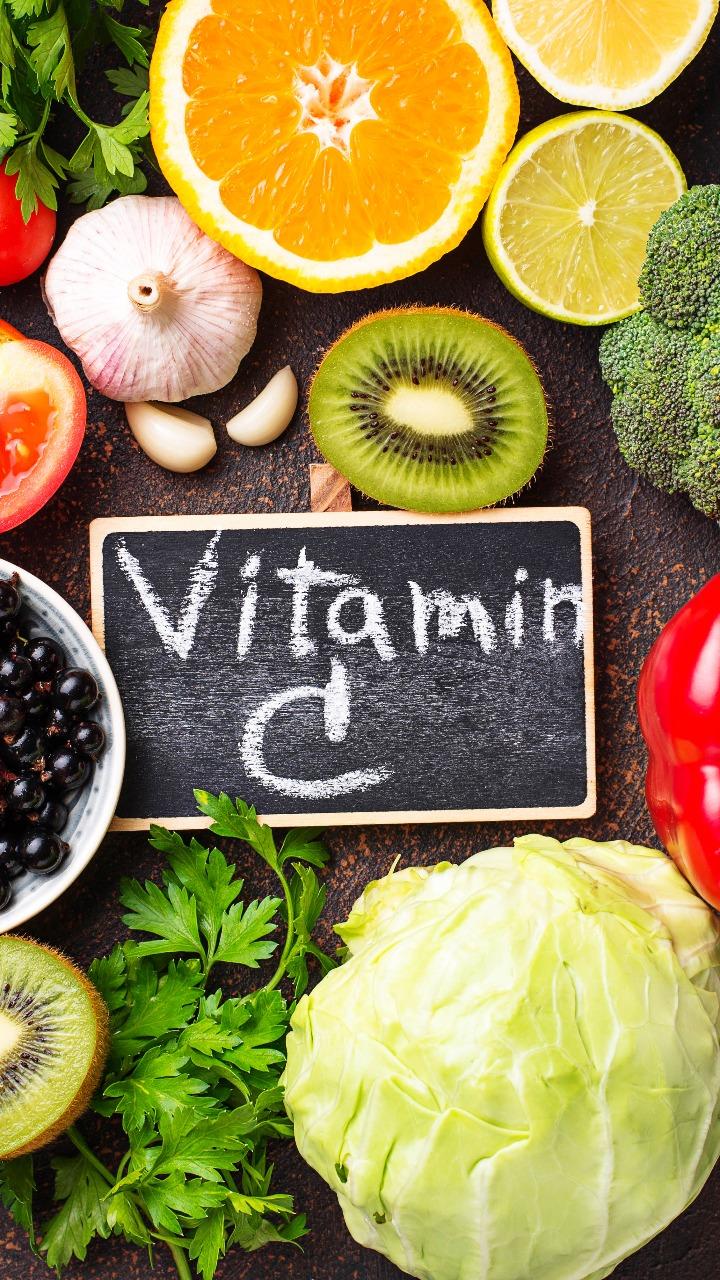 Vitamin C is a potent antioxidant