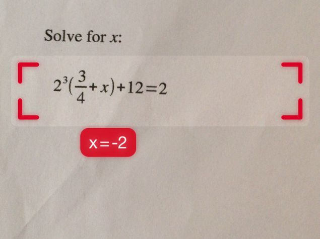 حل مسائل الرياضيات