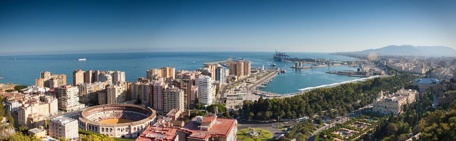clima en Málaga