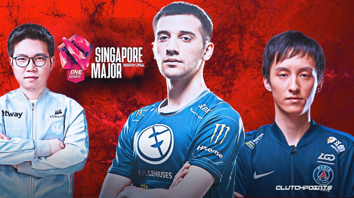 It was an incredible matchup between IG and EG in the Singapore Major grand final
