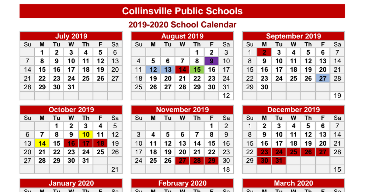 February Calendar M - F 2020 2019 2020 School Calendar.pdf   Google Drive