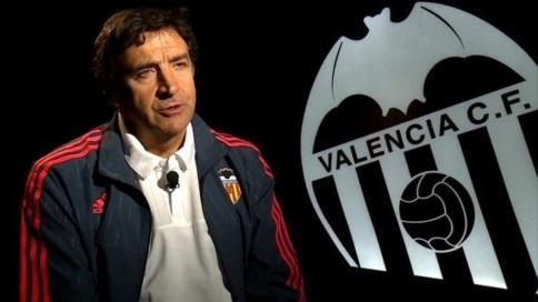 Resultado de imagen de Valencia cf director deportivo