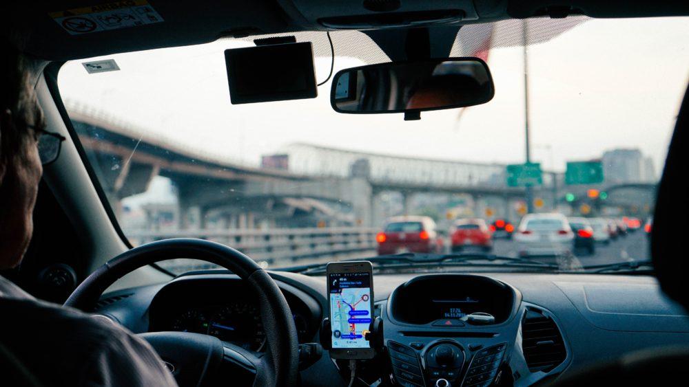 gig economy apps - uber