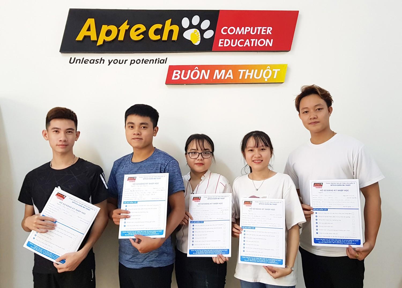 Aptech Buôn Ma Thuột - Địa chỉ đào tạo công nghệ thông tin chất lượng tại Tây Nguyên