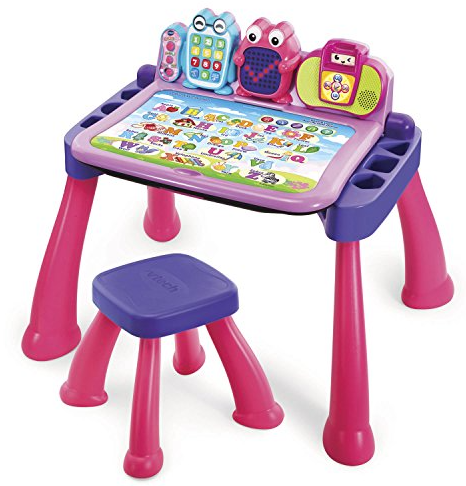 1. VTech Touch and Learn Activity Desk Deluxe