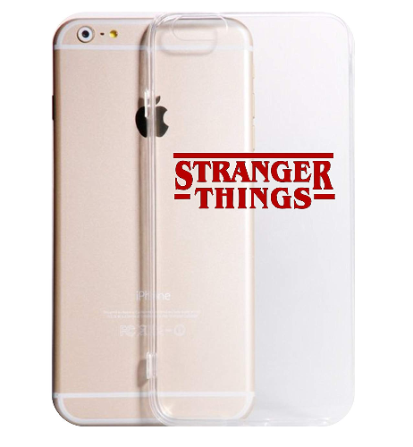 cover per cellulare Iphone Stranger Things  gadget Samsung Huawei
