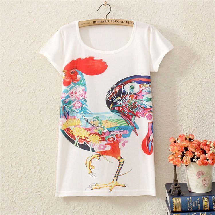 футболки с красивыми принтами