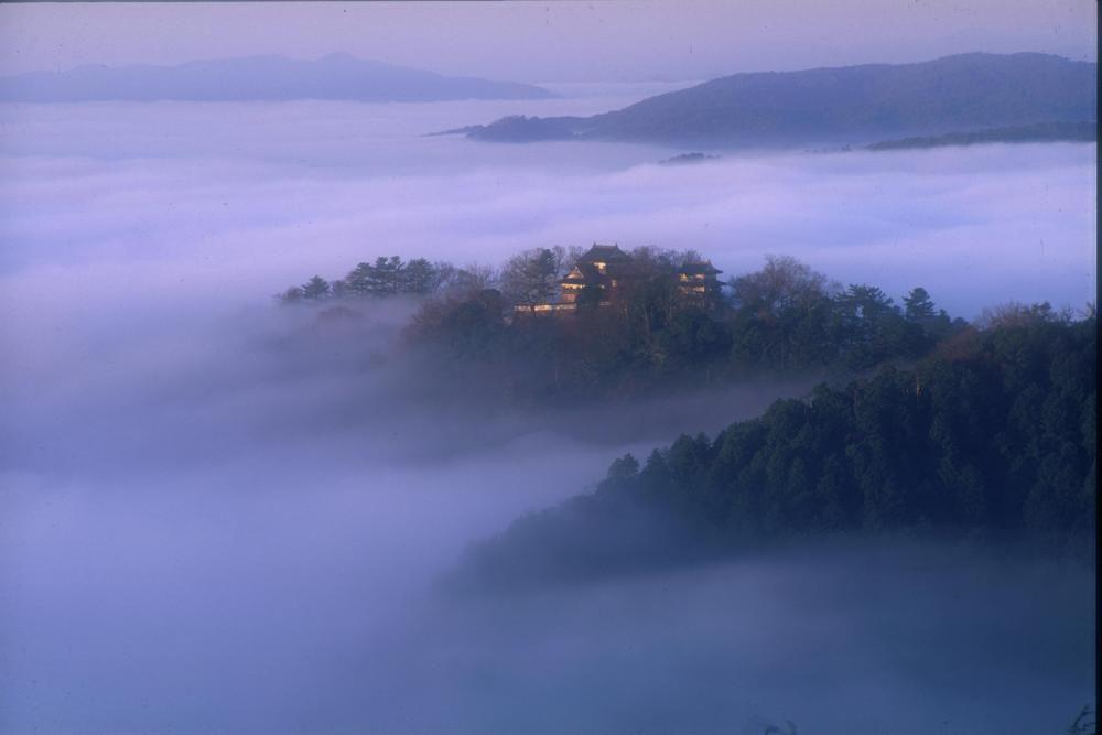 初秋が最も美しい!「備中松山城展望台」でシルバーウィークに雲海を(岡山)