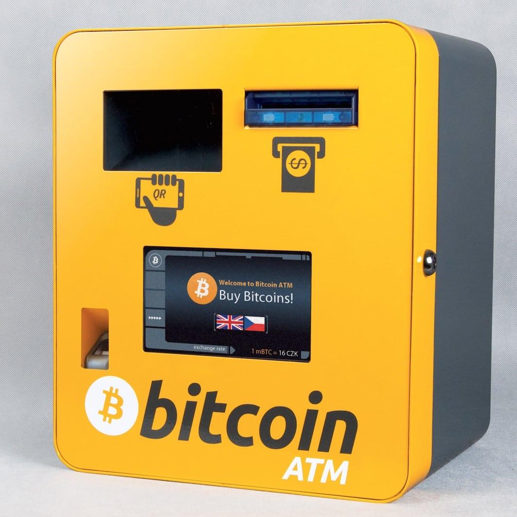 Bitcoin ATM - CoinCola