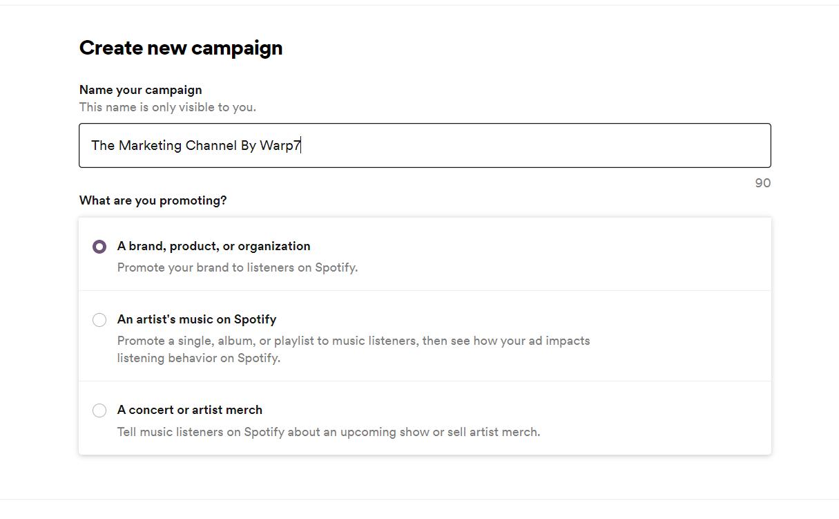 Spotify Ad Studio, la piattaforma pubblicitaria self-service. Come si crea la campagna