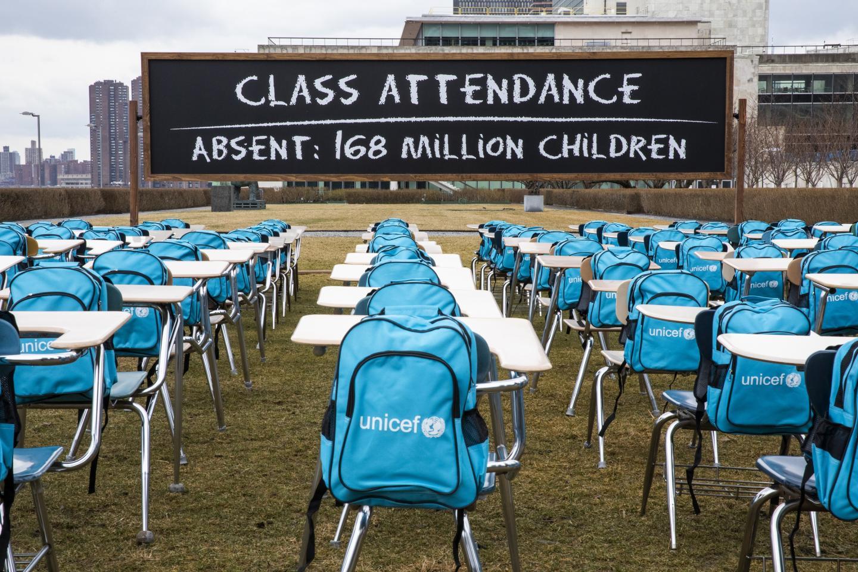 COVID-19 khiến hàng triệu trẻ em bị gián đoạn học tập