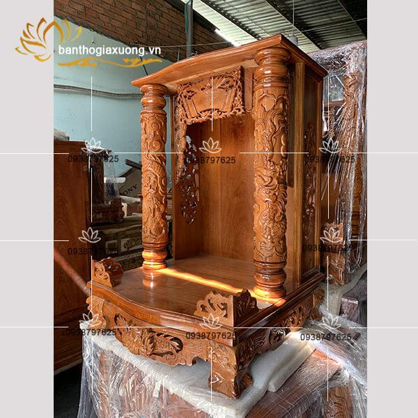 Các mẫu bộ bàn thờ Ông Địa   Thần Tài đẹp mắt giá rẻ Quận 12