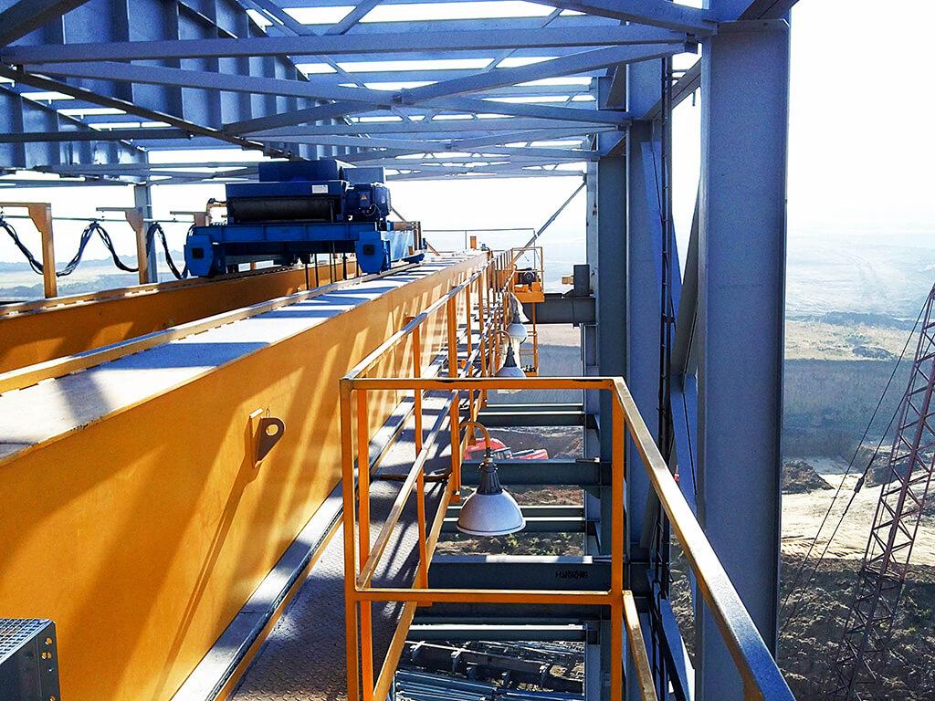 подкрановые пути мостовых кранов гост