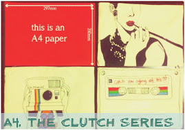 A4, the Clutch Purse Series