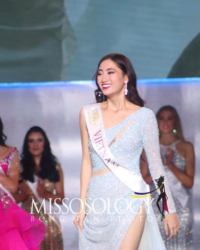Tạo nên thành tích chưa từng có tại Miss World, Lương Thùy Linh lại bị so  sánh với Lan Khuê và Đỗ Mỹ Linh - Sao việt - Việt Giải Trí