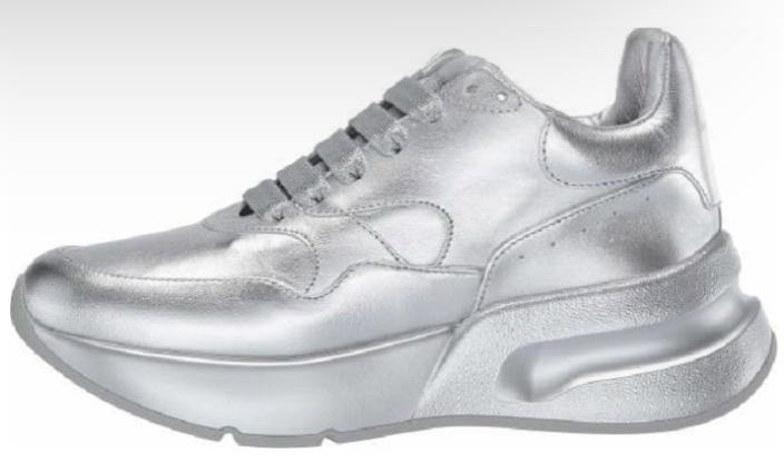 Mẫu giày Alexander Mcqueen Oversized Runner Sneaker