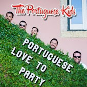 Portuguese Love to Party (From the Upcoming Album Juízo Na Cabeça)