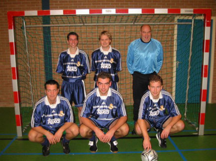 De Cupfighters uit 2006