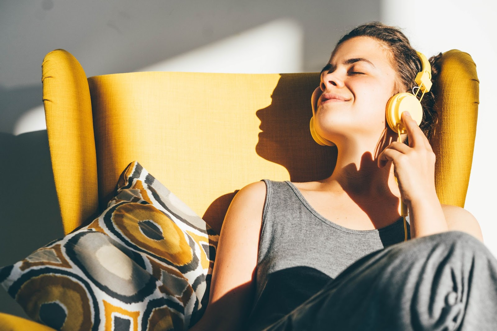 Benefits of Relaxing music