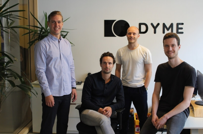 Amsterdam-based fintech startup Dyme lands €600k from Peak Capital IV's new fund