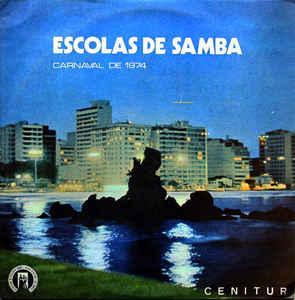 LP de 1974 - Acervo João Perigo