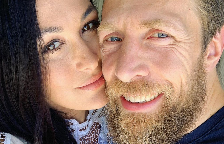 Brie Bella And Daniel Bryan Welcome Second Child - Tv Shows Ace
