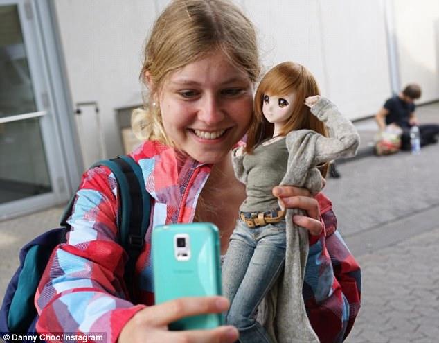 Búp bê smart doll giá bao nhiêu