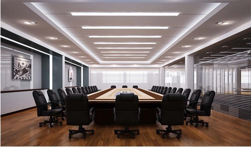 Sử dụng đèn led cho chiếu sáng văn phòng