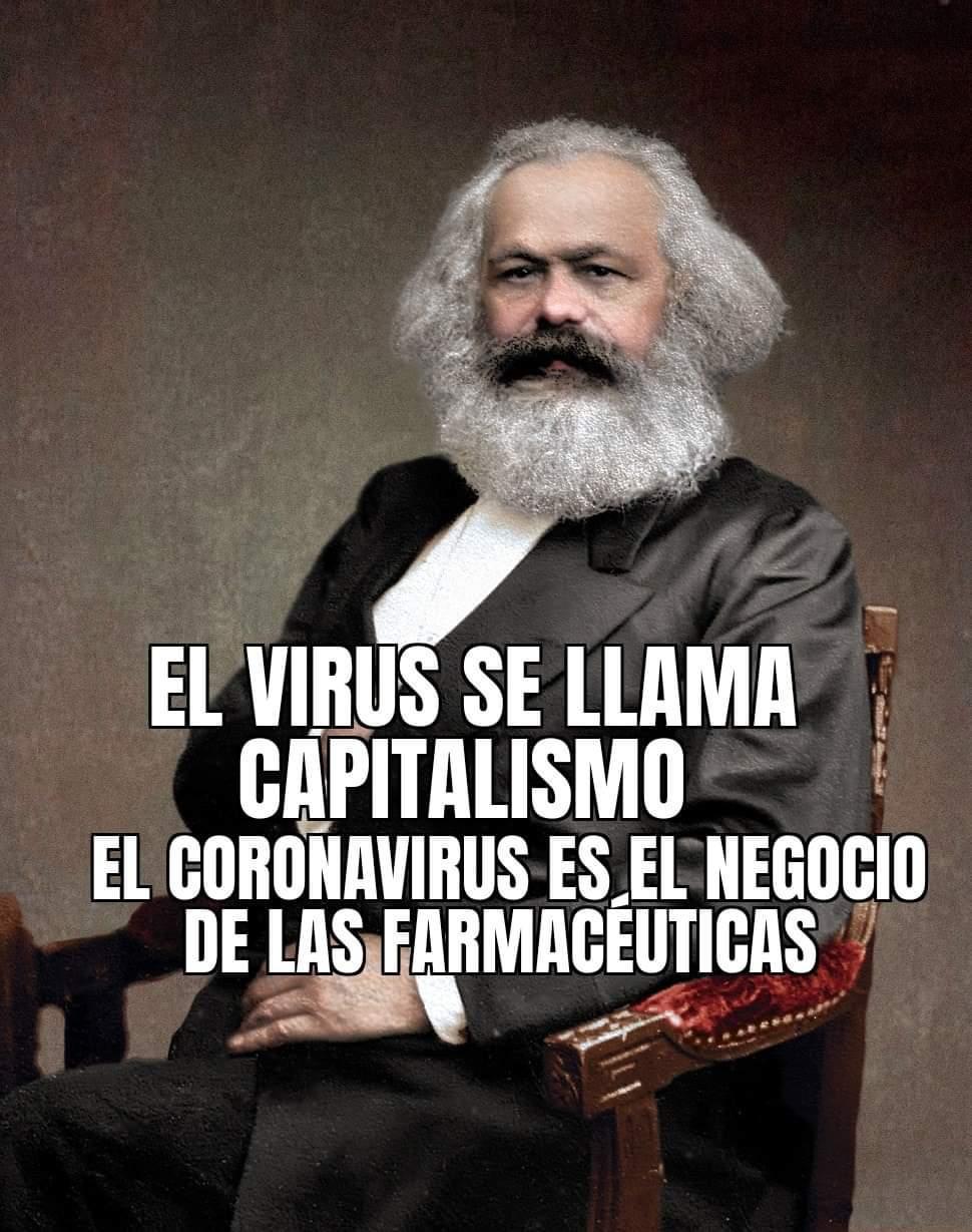 "Lorena Salazar on Twitter: ""El Virus se llama Capitalismo El ..."