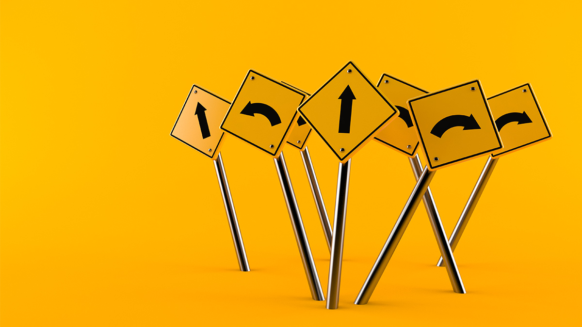 Slow Down to Make Better Decisions in a Crisis
