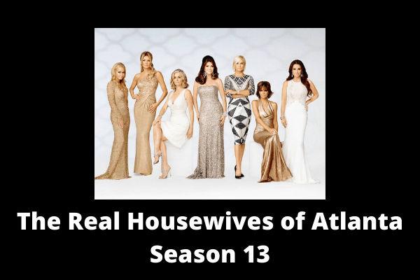 The Real Housewives of Atlanta Season 13 Poster