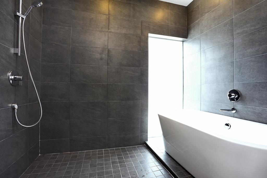 The Ease And Beauty Of Open Concept Showers, Home U0026 Garden Design Ideas  Articles