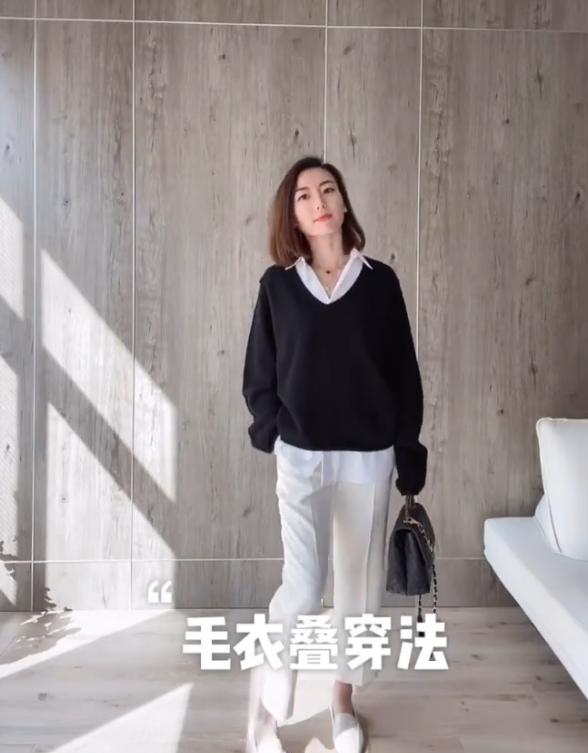 白衬衫搭配_okjer.com