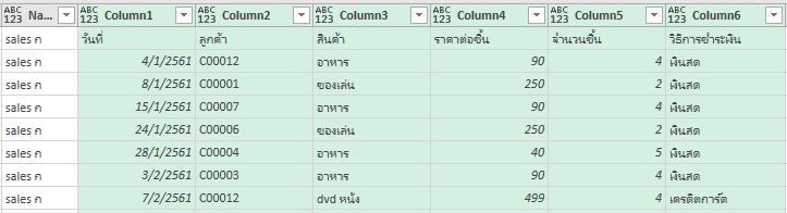 บทที่ 18 : การดึงข้อมูลจากทุก File ที่ต้องการใน Folder 17