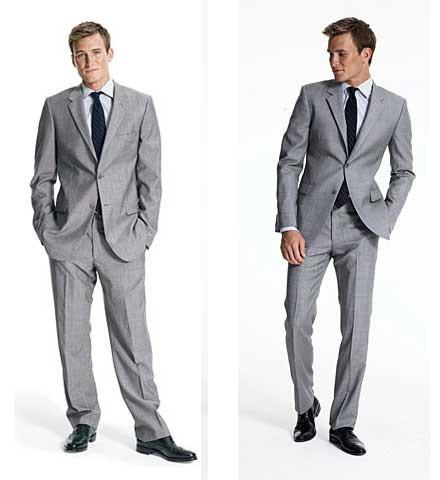 Bespoke Tailored Suits Vs. Off The Rack Suits - Blog Rexfabrics, POWER DRESSING