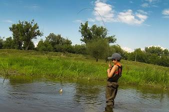 Риболов с Никола