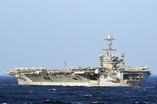 Flickr - Official U.S. Navy Imagery - USS George Washington is underway in the U.S. 7th Fleet area of responsibility.