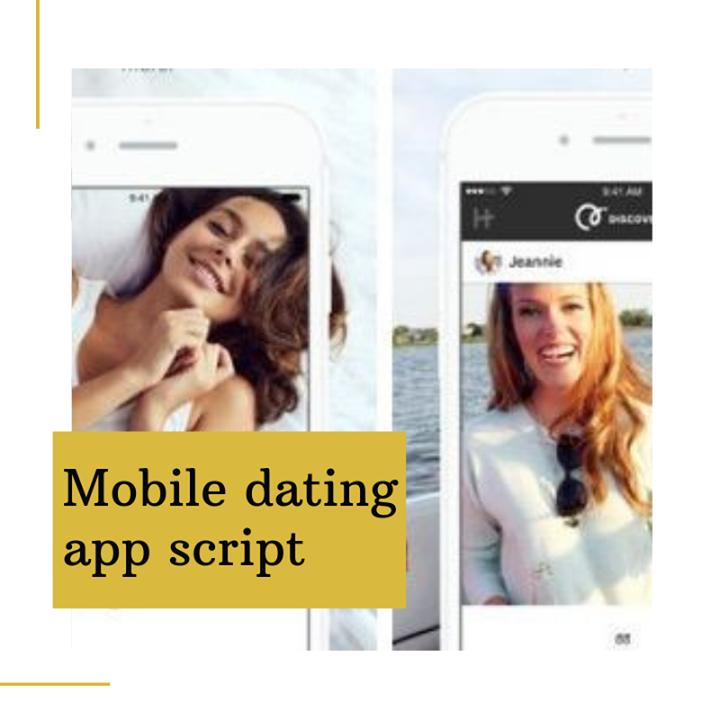 Dating site via mobil