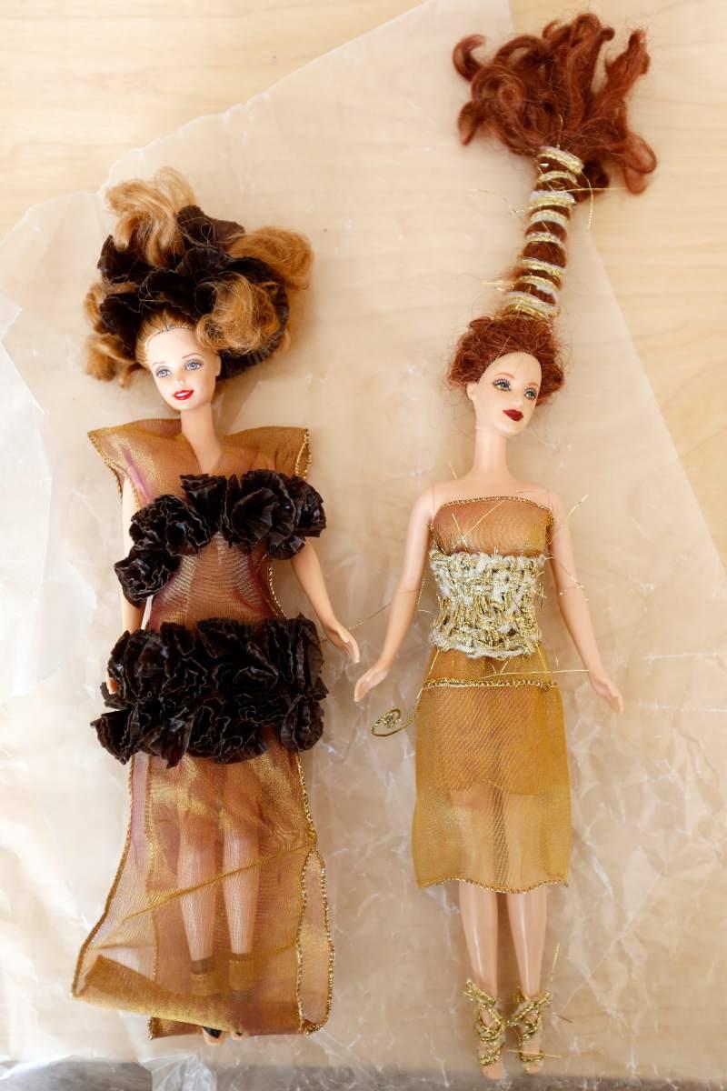 bán búp bê barbie cũ