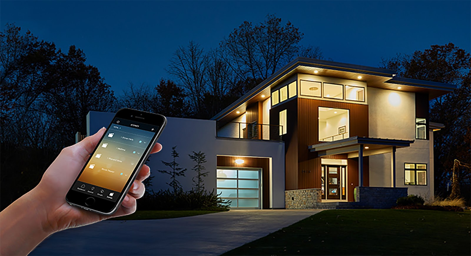 Learn How to Control Lights with an App