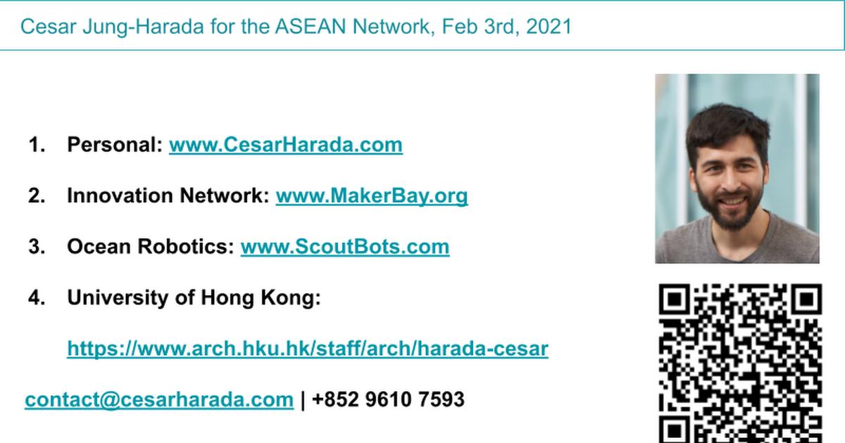 20210203 ATTN ASEAN Cesar Talk