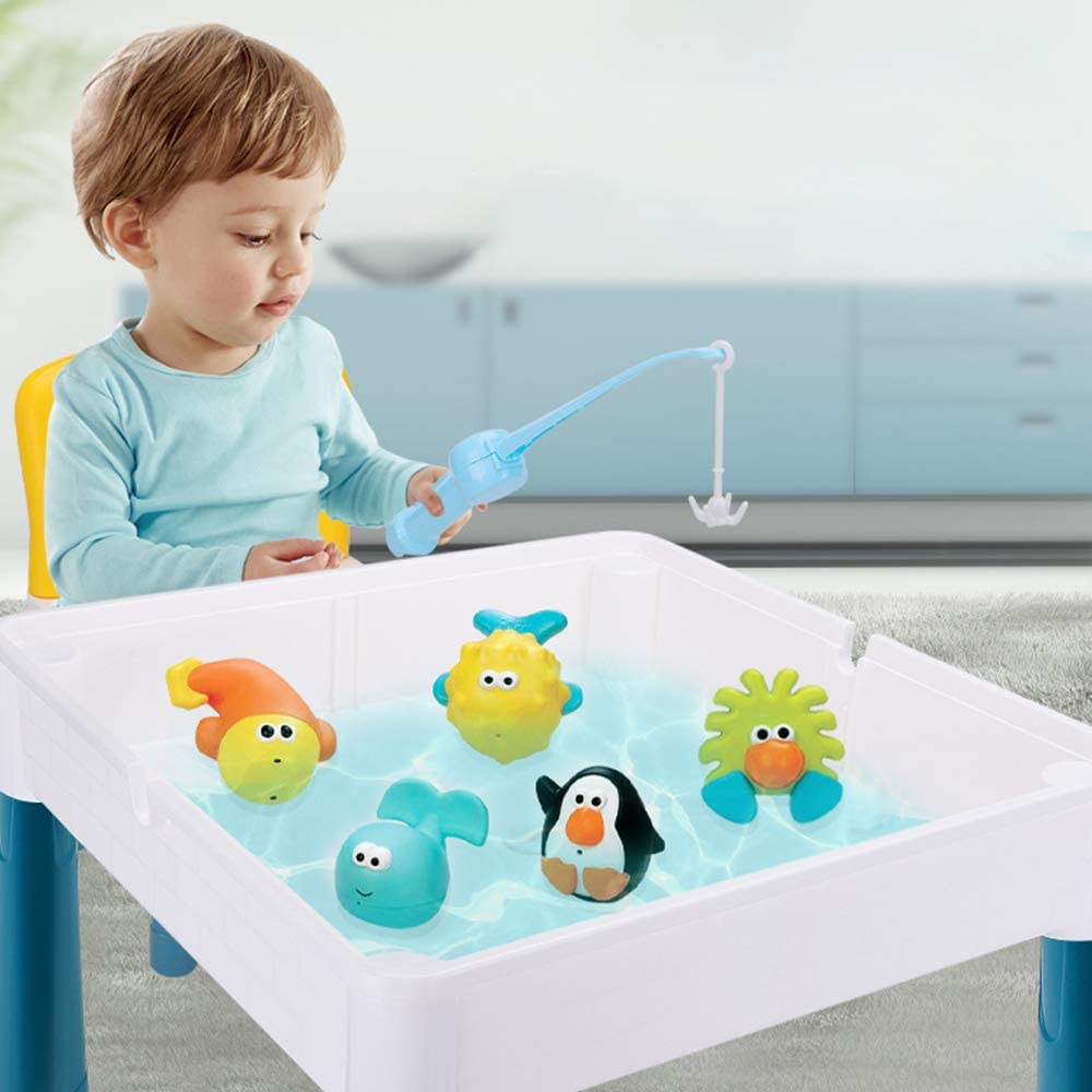 fish game at Coodoo water table