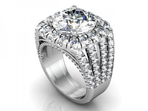Why Do You Need to Consider Buying a Split Shank Diamond Engagement Ring ?