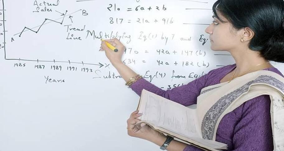 well-qualified teachers are unique and know different techniques