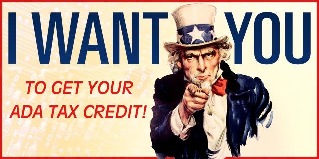 ADA Tax Credit
