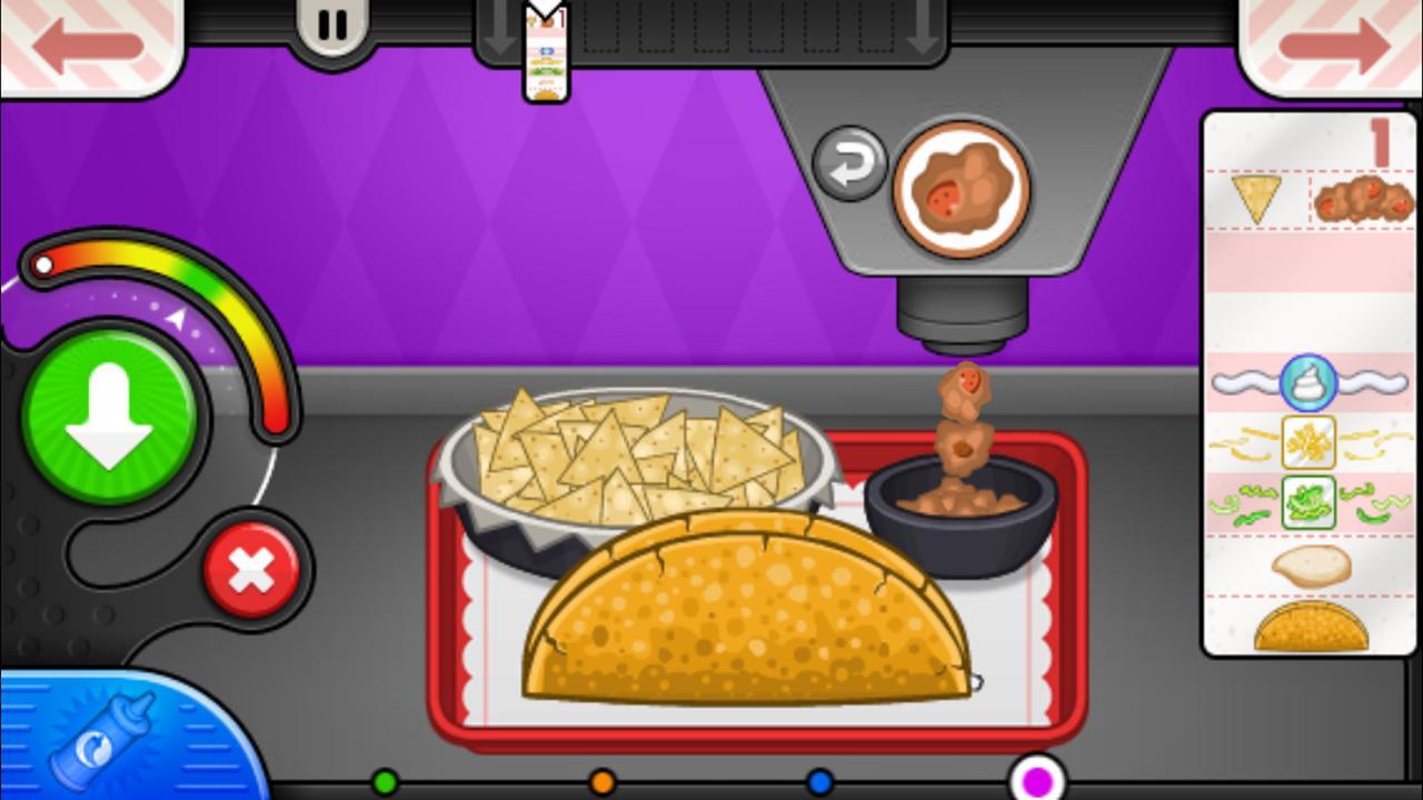 Image result for papa's taco mia