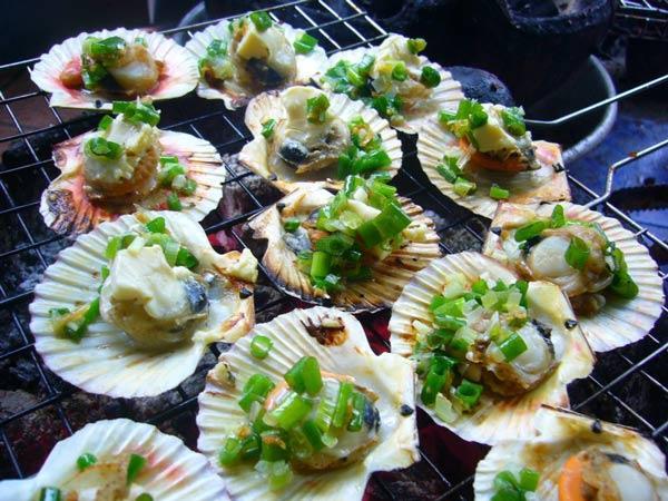 Tổng hợp những địa điểm ăn hải sản ngon – bổ - rẻ xếp hạng tốt nhất tour du lịch Cô Tô