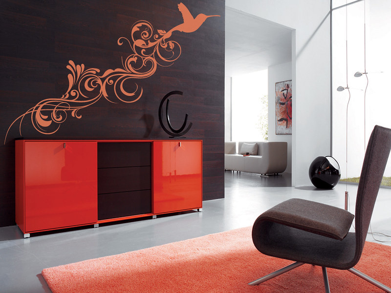 Wall Decal Sticker by Eduardo Rodriguez from Flickr.